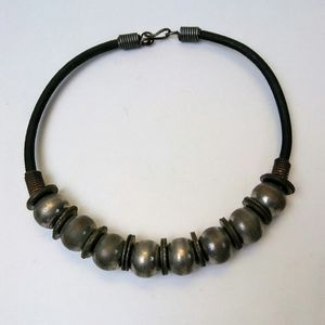 Vintage Industrial/Steampunk Collar Necklace